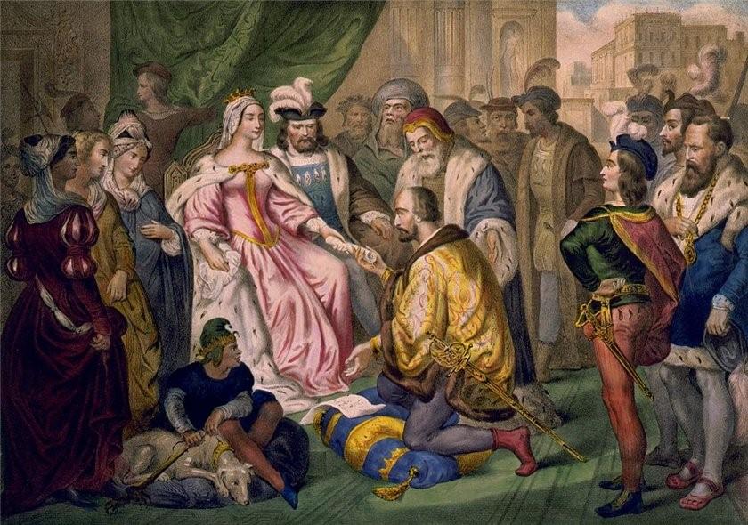 Christopher Columbus Letter To King Ferdinand.Amerigo Vespucci S Manipulation Skill Azerbaijan
